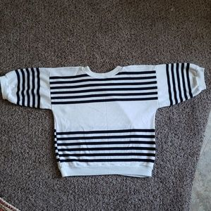 Vintage Tops - Vintage Sail Club sweater